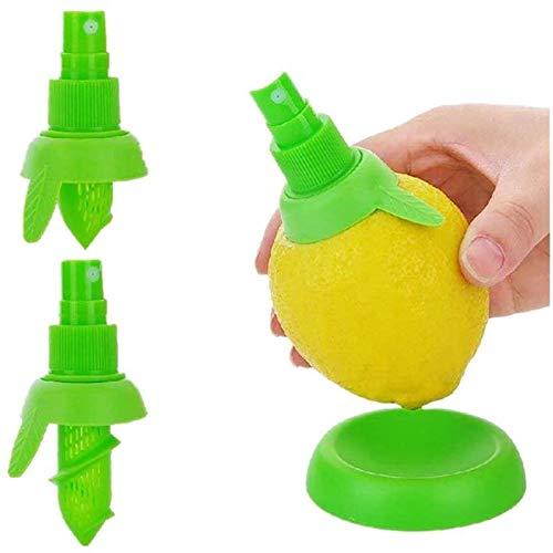HHKX100822 Exprimidor Manual Spray De LimóN Exprimidor De LimóN Rociador De Jugo De Frutas...