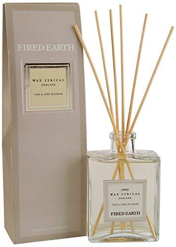 Wax Lyrical Schilfrohr-Diffusor, 200 ml, Chai & Lime Blossom