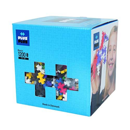 Plus-Plus - Puzzle Mini Basic, 1200 Piezas (3320)