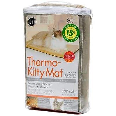 "K&H Manufacturing KH ThermoKitty Mat Sage (12.5"" x 25"")"