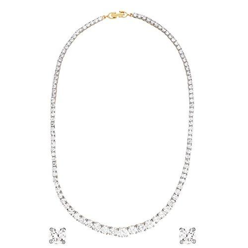 Swasti Jewels American Diamond Austria Zircon Solitaire Jewe
