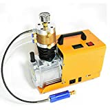 High-Pressure Air Compressor Pump - 300BAR 30MPA 4500PSI PCP Compressor Electric Air Compressor