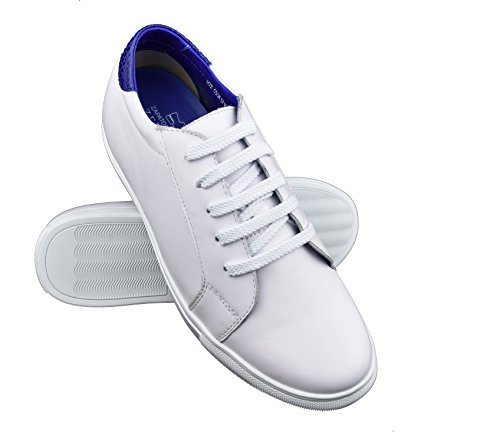ZERIMAR Zapatos Deportivos Alzas Interiores Hombres