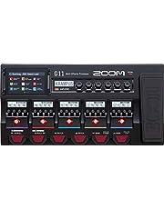 ZOOM ズーム ギター用エフェクター/IRローダー機能搭載 タッチパネル対応 フラッグシップモデル G11