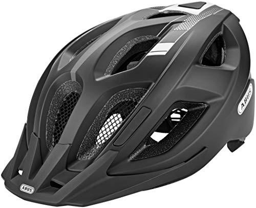 ABUS Unisex-Erwachsene ADURO 2.0 Road Helm, Race Black, S