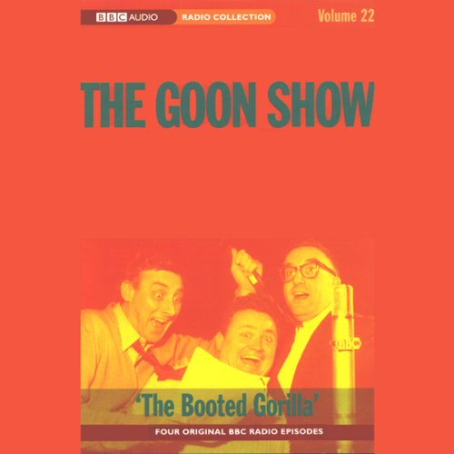 The Goon Show, Volume 22 audiobook cover art