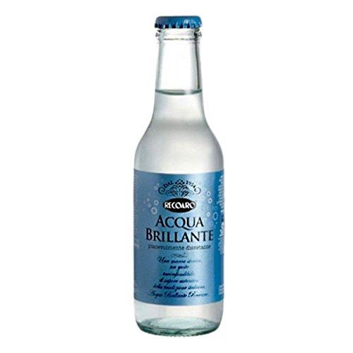 Acqua Tonica Brillante Recoaro | Tonica Italiana | 24 x 200 ml