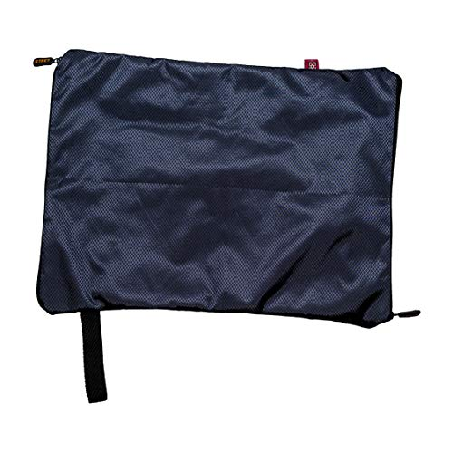 STNKY Washable Sports Bag for Carrying and Washing Gym Clothes, Shoes, Assorted Laundry (Navy)