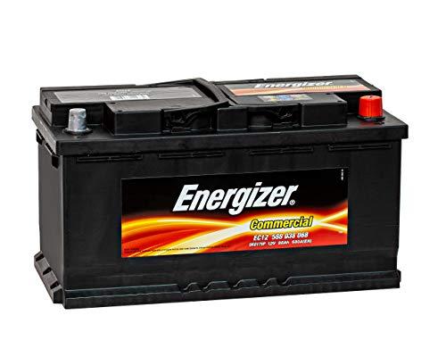 Energizer UK017VP Starterbatterie, Schwarz