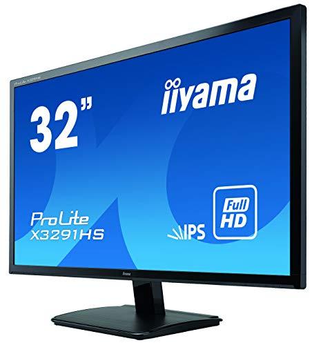 『iiyama モニター ディスプレイ X3291HS-B1 (31.5インチ/フルHD/AH-IPS/HDMI,D-sub,DVI-D/3年保証)』の11枚目の画像