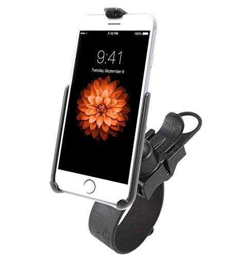 Guidon Mountain Bike Mountain Bike Compatible avec Apple iPhone 6 RAM-MOUNT RAP-SB-187-AP18U