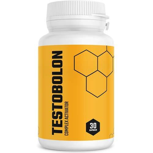 ONEBRAND - TESTOBOLON - Testosterone Booster for Men, Testosterone Supplement , Natural Ingredients