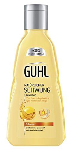Guhl Natürlicher Schwung Shampoo, 4er Pack (4 x 250 ml)