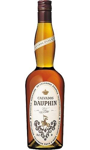 Dauphin Fine Calvados Pays d' Auge 0,7 L