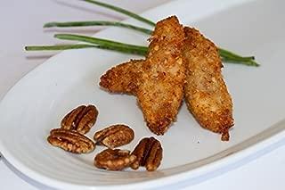 Pecan Chicken Tenders - Gourmet Frozen Chicken Appetizers (35 Piece Tray)