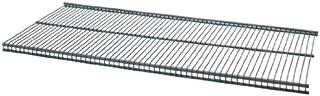 Organized Living freedomRail Ventilated Shelf, 30-inch x 12-inch - Granite
