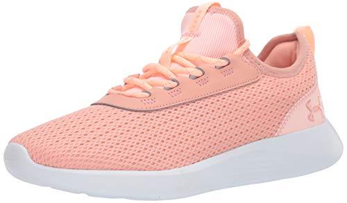 Under Armour Damen 3022582-801_38,5 Sneakers, orange, 38.5 EU