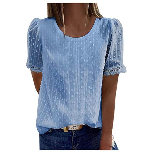 Tops Dama, Camisa Con Lazo En El Cuello, Chaleco Mujer Largo Acolchado, Camisa Rayas Azules Mujer, Camiseta...