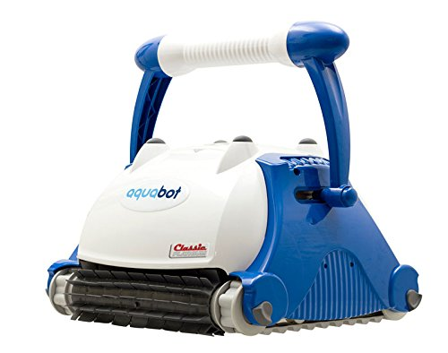 Aquabot Classic Platinum Robotic Pool Cleaner, One Size