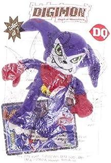Rare Digimon Impmon #4 Dairy Queen 2002 Fast Food Plush Toy