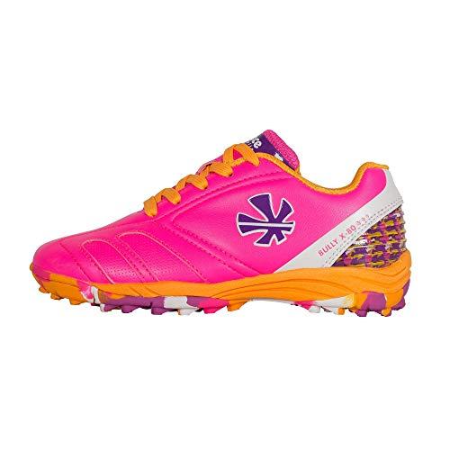 Reece Bully X80 Outdoor Hockey Schuhe pink Kinder pink, 28