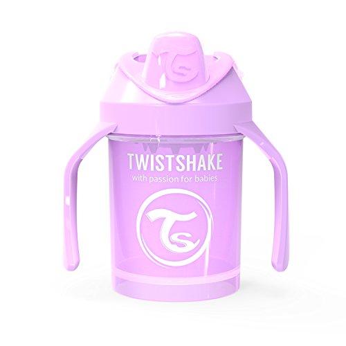 Twistshake 78270 Drinkbeker 230ml met fruit mixer, Pastelpaars