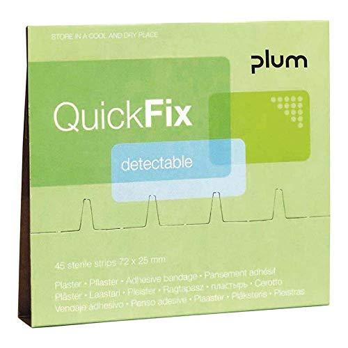 Plum 5513-2 Refill QuickFix detectable 45 Stück,