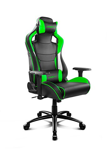 Drift DR400BG - Silla Gaming Profesionl, (Polipiel Alta Calidad, Ergonómica), Color...