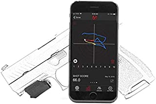 Mantis X3 Shooting Performance System - Real-time Tracking, Analysis, Diagnostics, and Coaching System for Firearm Training - MantisX