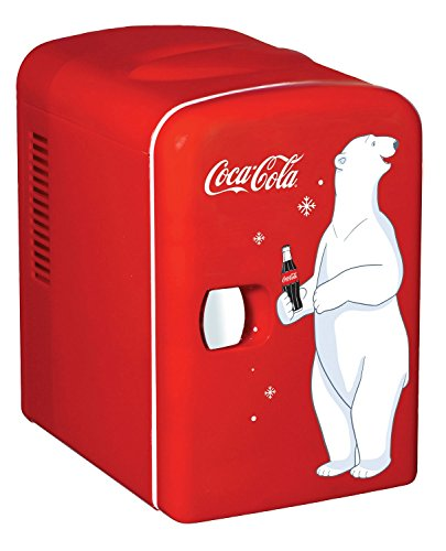 Coca Cola, Mini frigo Personale (Modello KWC4)