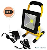 AcornSolution Portable LED Work Light Cordless Rechargeable IP44 LED Light Hand Lamp, LED