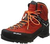 Salewa MS Rapace Gore-TEX, Scarponi da trekking e da escursionismo Uomo, Rosso (Bergrot/Holland),...