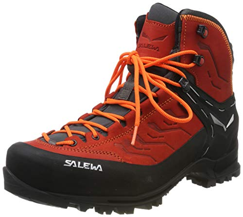 Salewa Herren MS Rapace Gore-TEX Trekking-& Wanderstiefel, Bergrot/Holland, 43 EU