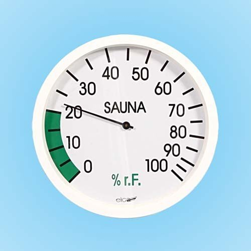 OSG Sauna forniture umidità nell' atmosfera misura aiuto sauna igrometro