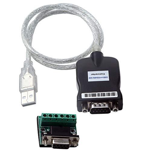 700mm USB 2.0 A La Interfaz RS-485 RS422 Cable Adaptador Convertidor Serial