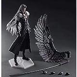 KCGNBQING Final Fantasy 7VII, Hijo del Adviento, la Figura de Sephiroth Modelo Boutique