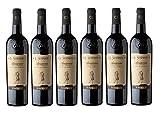 Tommasi Il Sestante Amarone della Valpolicella DOCG - Vino Rojo italiano [ 6 BOTELLAS x 750 ml ]
