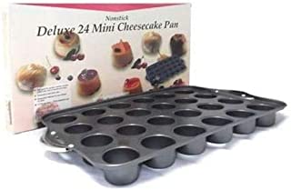 Deluxe 24 Mini Cheesecake Pan.ssss