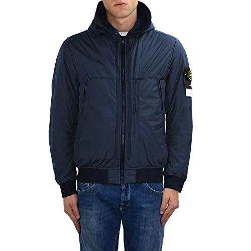 Stone Island Fashion Mens 711544523V0020 Blauw Bovenkleding Jas | Herfst-Winter 19