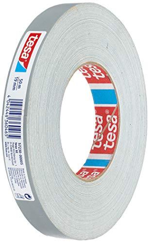 tesa 57230-00005-02 Gewebeband, 19 mm x 50 m, grau, 50m:19mm