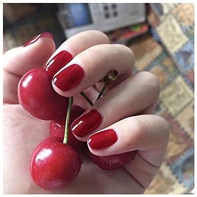 CanB Fake Nails Short