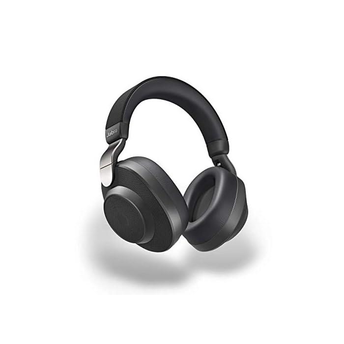 Jabra Écouteurs Circum-auriculaires Elite 85h - Écouteurs Sans Fil à Réduction de Bruit Active avec une Longue Autonomie…