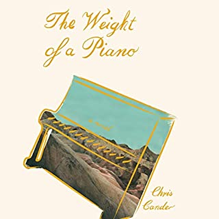 The Weight of a Piano audiobook cover art