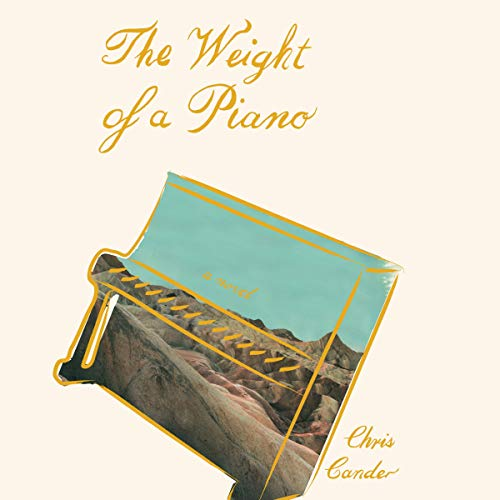 The Weight of a Piano  By  cover art