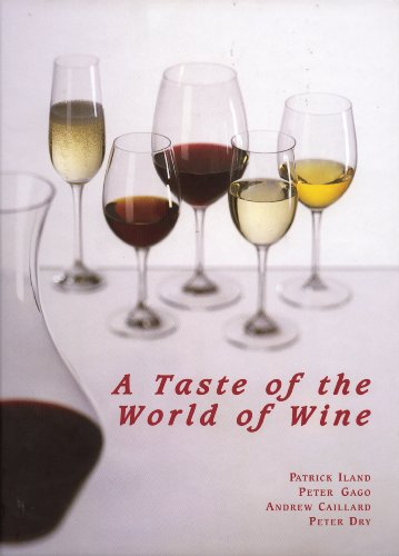 A Taste of the World of Wine: Techniques and Concepts