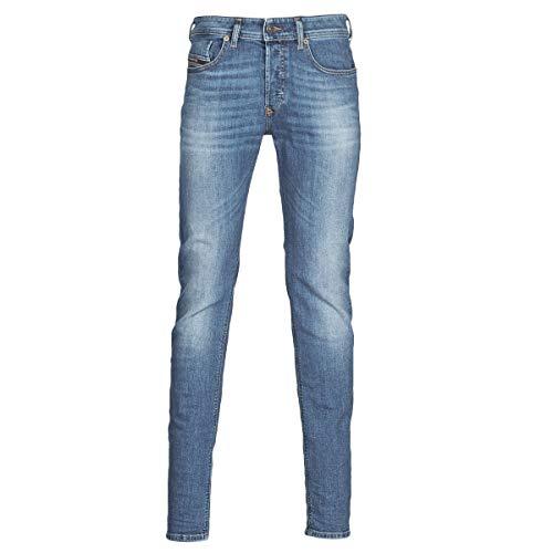 Diesel Sleenker Jeans Herren Blau069jq - DE 38 (US 28/32) - Röhrenjeans Pants