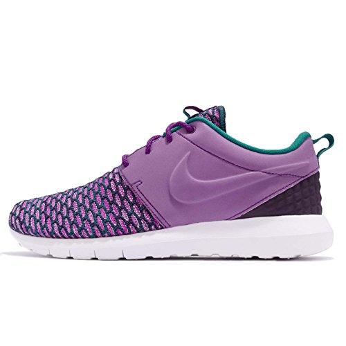 Nike - Roshe NM Flyknit Prm - Farbe: Violett - Größe: 43.0