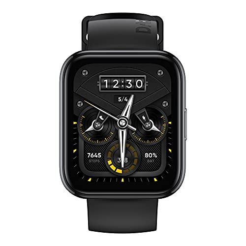 realme Smart Watch 2 Pro with Dual-satellite GPS