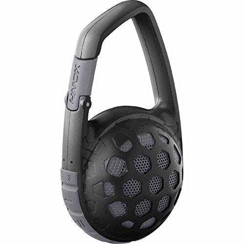 HMDX Hangtime Bluetooth Speaker (Black)