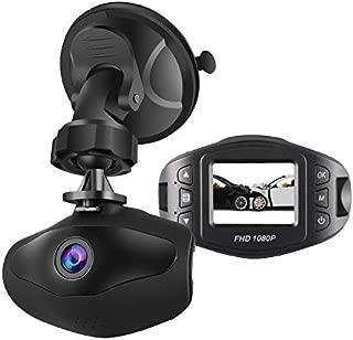 Mini Dash Camera, Sendowtek FHD 1080P 6G Lens 170° View Angle Car DVR Recorder 1.5 Inch LCD Screen Vehicle Dash Cam with G-Sensor Loop Recording Motion Detection